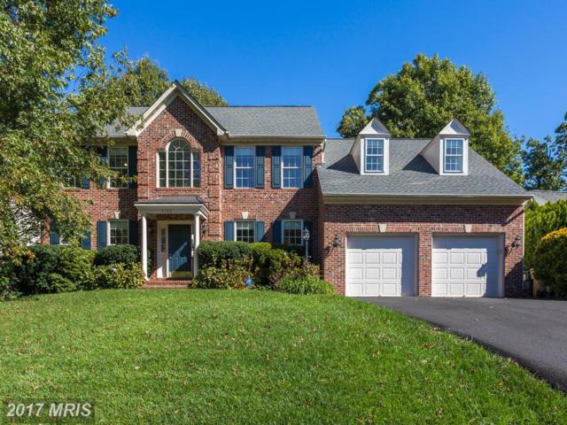 4108 Crossgate Drive, Fredericksburg, VA 22408 (#SP10088454) :: Green Tree Realty