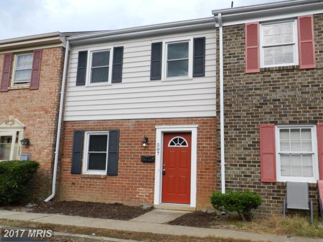507 Olde Greenwich Circle, Fredericksburg, VA 22408 (#SP10097437) :: Pearson Smith Realty