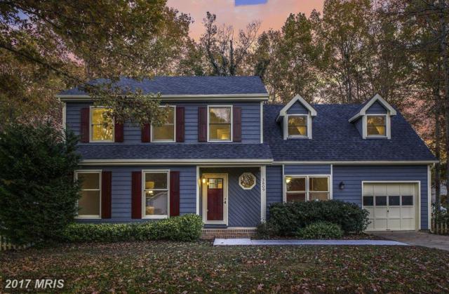 3809 Raynold Court, Fredericksburg, VA 22407 (#SP10106833) :: Colgan Real Estate