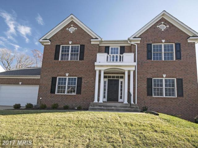 3205 Mcclellan Drive, Fredericksburg, VA 22408 (#SP10114398) :: Pearson Smith Realty