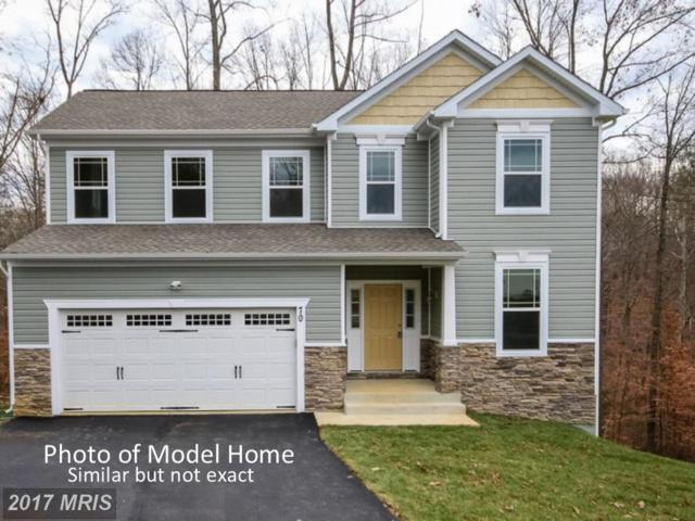 5909 Cambridge Drive, Fredericksburg, VA 22407 (#SP10118546) :: MidAtlantic Real Estate