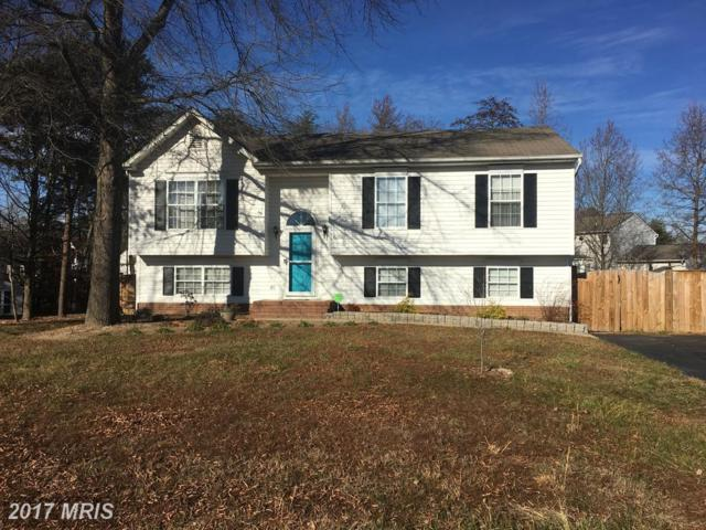 8500 Glenmont Drive, Fredericksburg, VA 22407 (#SP10121870) :: The Crews Team