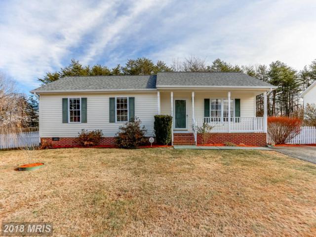 8611 South Fork Court, Fredericksburg, VA 22407 (#SP10132640) :: Pearson Smith Realty