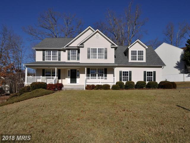 3705 Bricken Lane, Fredericksburg, VA 22408 (#SP10138563) :: United Real Estate Premier