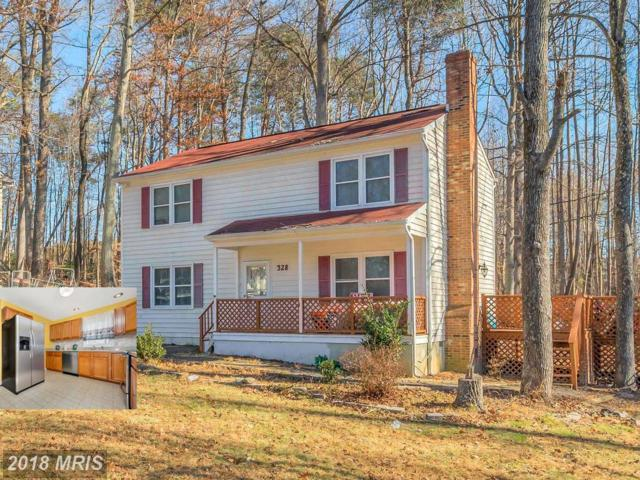 328 Albany Street, Fredericksburg, VA 22407 (#SP10138885) :: United Real Estate Premier