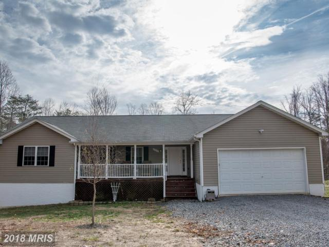 7313 Old Dickersons Road, Orange, VA 22960 (#SP10172956) :: RE/MAX Cornerstone Realty