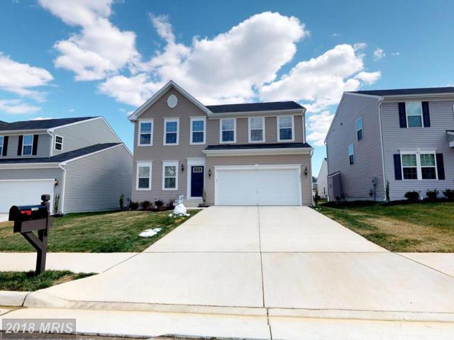 9421 Wood Creek Circle, Fredericksburg, VA 22407 (#SP10189265) :: Green Tree Realty