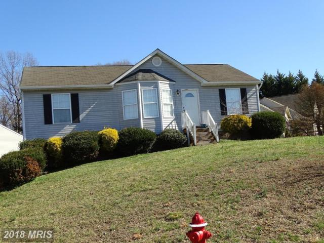 10721 Peach Tree Drive, Fredericksburg, VA 22407 (MLS #SP10196455) :: Explore Realty Group