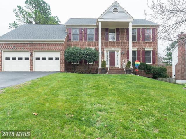 9704 Charlesfield Drive, Fredericksburg, VA 22407 (#SP10198376) :: Green Tree Realty