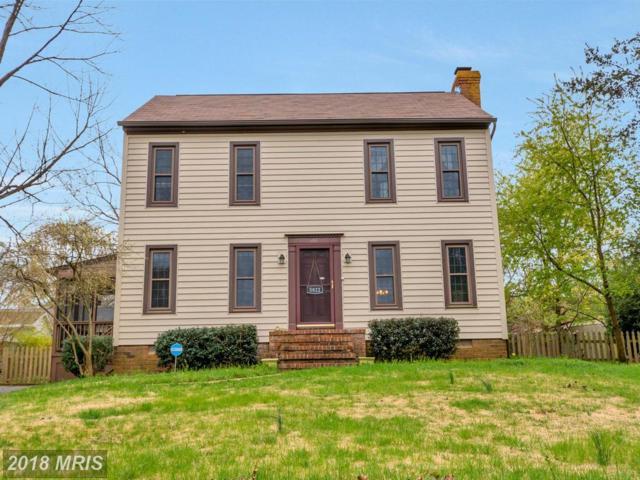 5822 Jackson Road, Fredericksburg, VA 22407 (#SP10215290) :: Advance Realty Bel Air, Inc