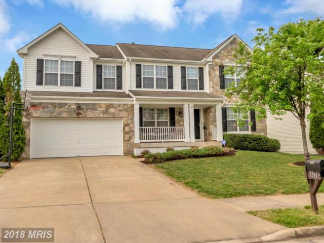 5316 Joshua Tree Circle, Fredericksburg, VA 22407 (#SP10234440) :: AJ Team Realty