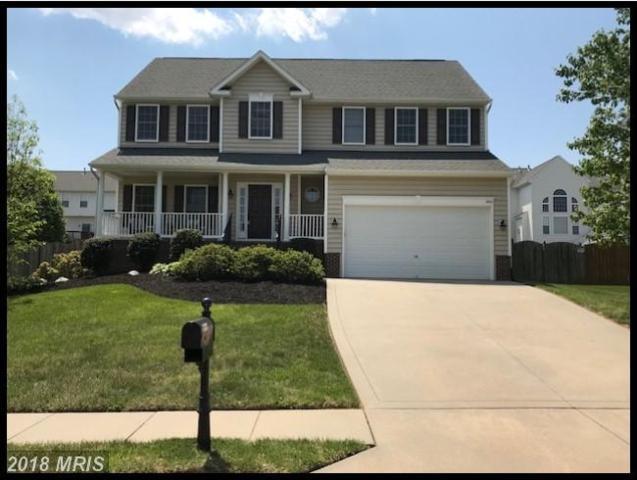 5914 Copper Mountain Drive W, Spotsylvania, VA 22553 (#SP10238590) :: Advance Realty Bel Air, Inc