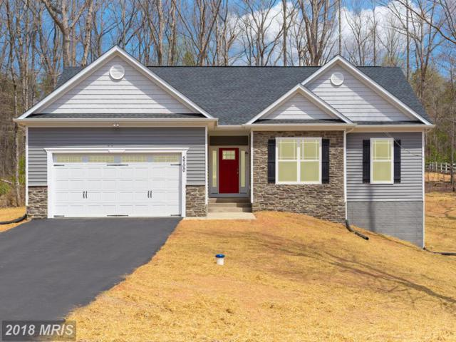 5700 Bazzanella Drive, Mineral, VA 23117 (#SP10242554) :: The Gus Anthony Team
