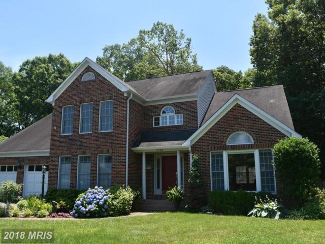 9701 Hope Court, Fredericksburg, VA 22407 (#SP10273639) :: Green Tree Realty