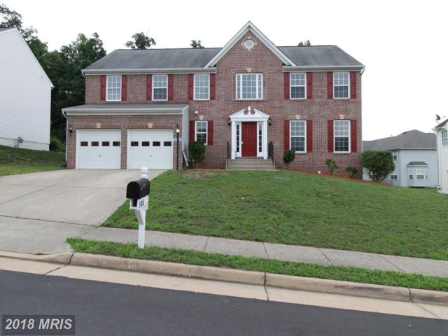 3303 Mcclellan Drive, Fredericksburg, VA 22408 (#SP10278572) :: Green Tree Realty
