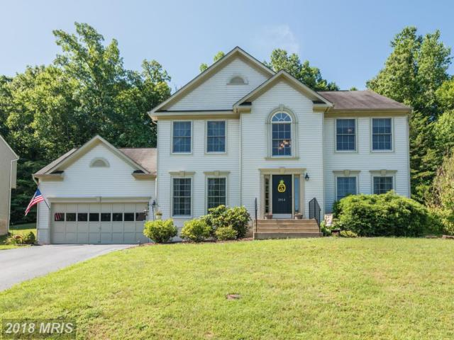 3914 Lynnhaven Lane, Fredericksburg, VA 22408 (#SP10278667) :: Green Tree Realty