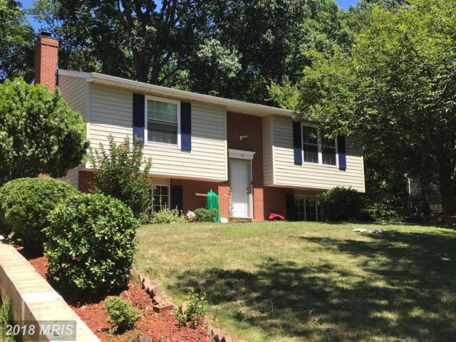 111 Galaxie Drive, Fredericksburg, VA 22407 (#SP10292079) :: Bob Lucido Team of Keller Williams Integrity