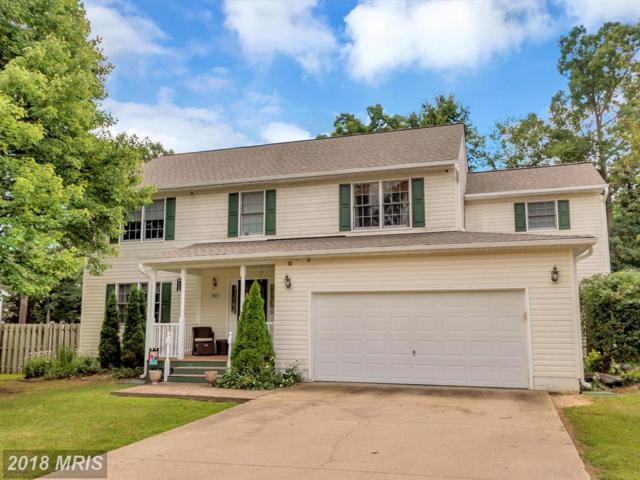 5815 Glen Eagles Drive, Fredericksburg, VA 22407 (MLS #SP10302171) :: Explore Realty Group