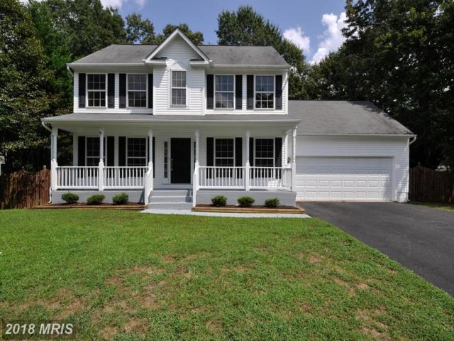 9511 Hickory Hill Drive, Fredericksburg, VA 22408 (#SP10321133) :: The Licata Group/Keller Williams Realty