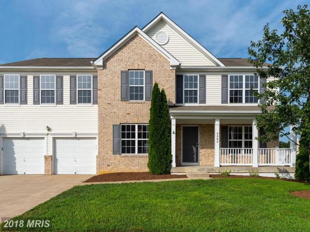 5502 Silver Maple Lane, Fredericksburg, VA 22407 (#SP10324779) :: RE/MAX Cornerstone Realty