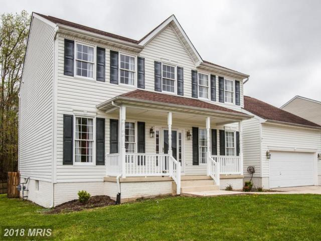 10205 Napoleon Street, Fredericksburg, VA 22408 (#SP10326495) :: Green Tree Realty