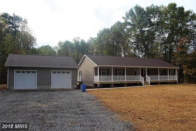 9801 Duerson Lane, Partlow, VA 22534 (#SP10326868) :: Green Tree Realty