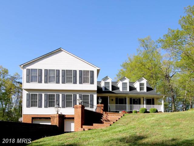 1908 Artillery Ridge Road, Fredericksburg, VA 22408 (#SP10350617) :: Samantha Bendigo