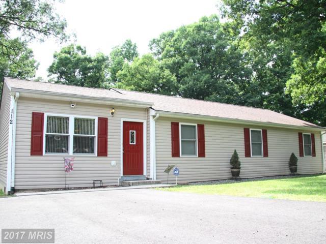 112 Pender Street, Fredericksburg, VA 22408 (#SP9944679) :: Pearson Smith Realty