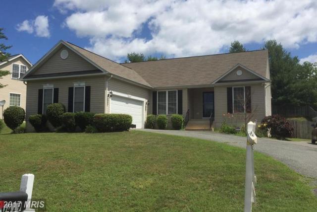 10419 Woodlake Court, Spotsylvania, VA 22553 (#SP9987650) :: Browning Homes Group