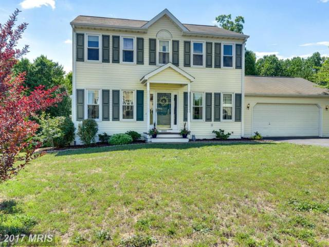 10005 Shadowridge Court, Fredericksburg, VA 22407 (#SP9990632) :: Coldwell Banker Elite