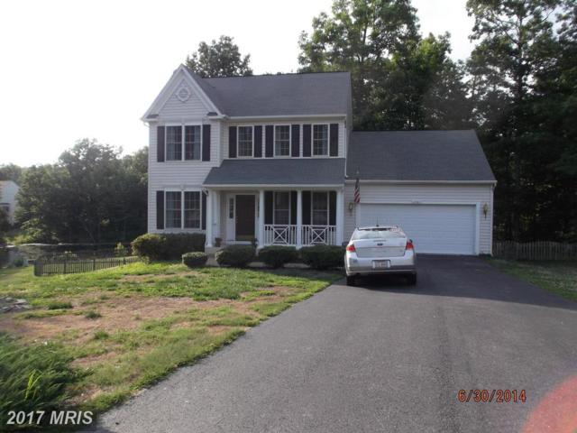 3703 Bricken Lane, Fredericksburg, VA 22408 (#SP9993095) :: LoCoMusings