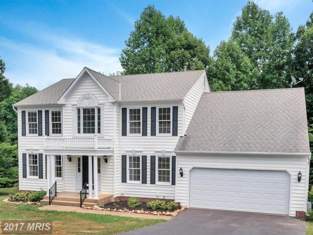 5904 Cranston Lane, Fredericksburg, VA 22407 (#SP9995703) :: Green Tree Realty