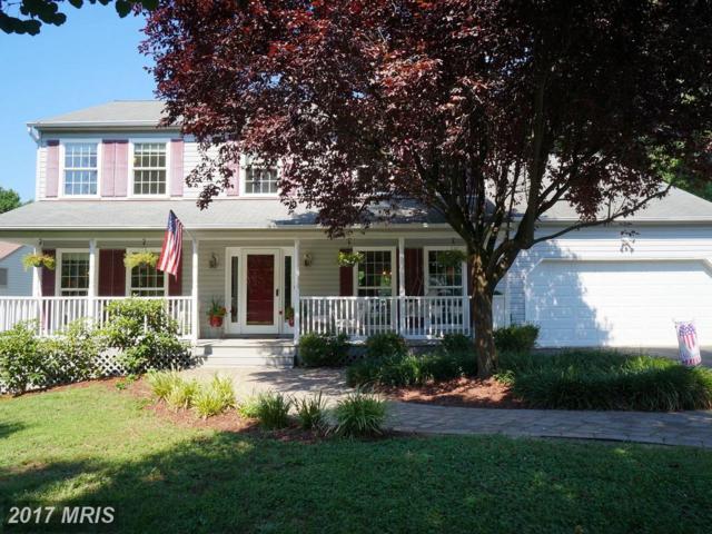 205 Stern Cove, Stafford, VA 22554 (#ST10011302) :: Green Tree Realty