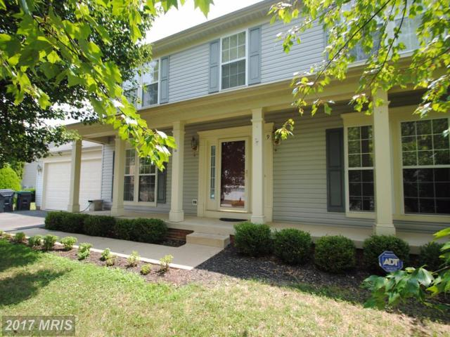 9 Blue Spruce Circle, Stafford, VA 22554 (#ST10016918) :: LoCoMusings