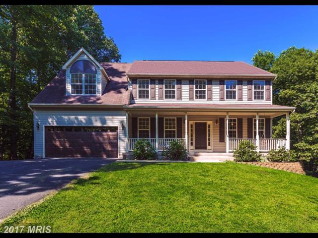 151 Kirkley Place, Fredericksburg, VA 22406 (#ST10022642) :: LoCoMusings