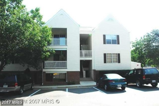 202 Dover Place #203, Stafford, VA 22556 (#ST10031554) :: LoCoMusings