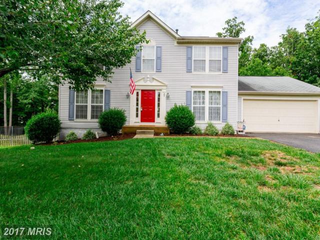 23 Emerald Drive, Fredericksburg, VA 22406 (#ST10035222) :: RE/MAX Cornerstone Realty