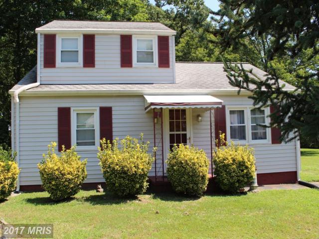 303 Phillips Street, Fredericksburg, VA 22405 (#ST10036296) :: Pearson Smith Realty