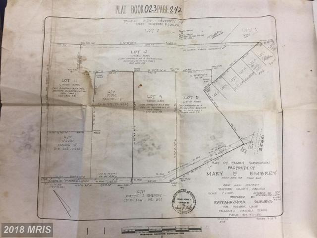 0 Kellogg Mill - Lot 11 6.0, Fredericksburg, VA 22406 (#ST10040791) :: Arlington Realty, Inc.