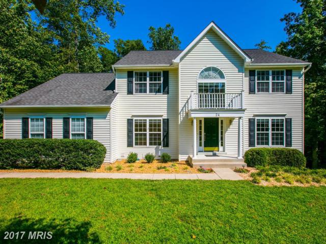 24 Crestwood Lane, Stafford, VA 22554 (#ST10049580) :: Pearson Smith Realty