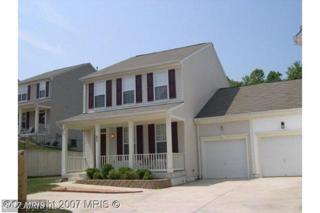 83 Hayes Street, Stafford, VA 22556 (#ST10052984) :: Pearson Smith Realty