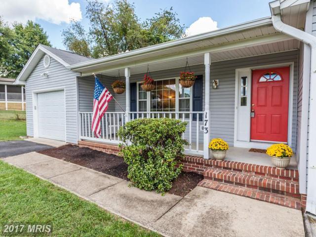 173 Hamlin Drive, Fredericksburg, VA 22405 (#ST10061397) :: Pearson Smith Realty