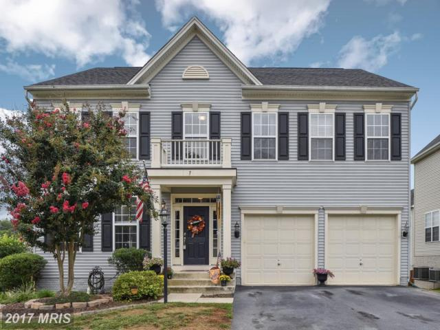 7 Garnet Way, Fredericksburg, VA 22405 (#ST10063256) :: Wilson Realty Group