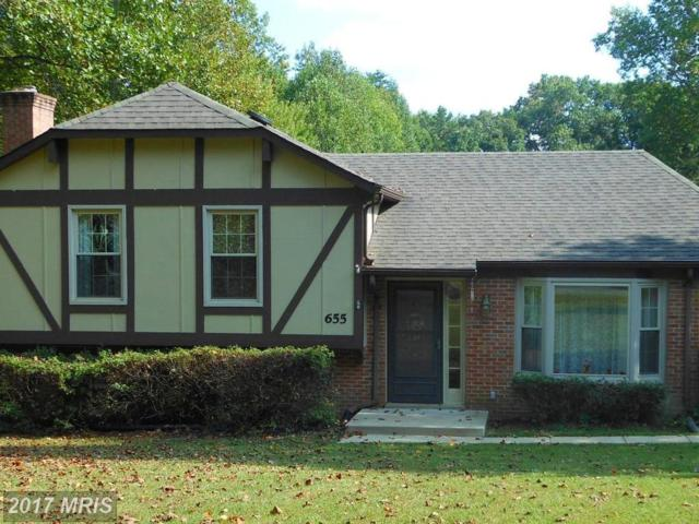 655 Holly Corner Road, Fredericksburg, VA 22406 (#ST10064332) :: LoCoMusings