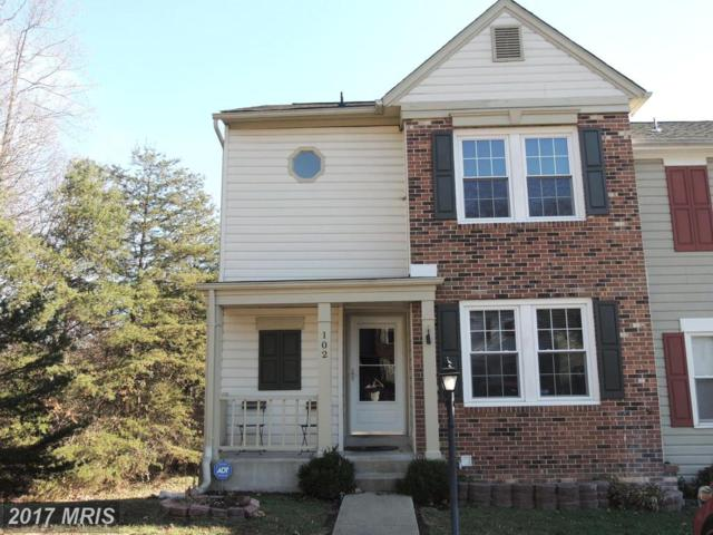 102 Kings Crest Drive, Stafford, VA 22554 (#ST10113636) :: The Gus Anthony Team