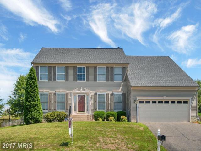 25 Rollingside Drive, Fredericksburg, VA 22406 (#ST10115382) :: RE/MAX Cornerstone Realty