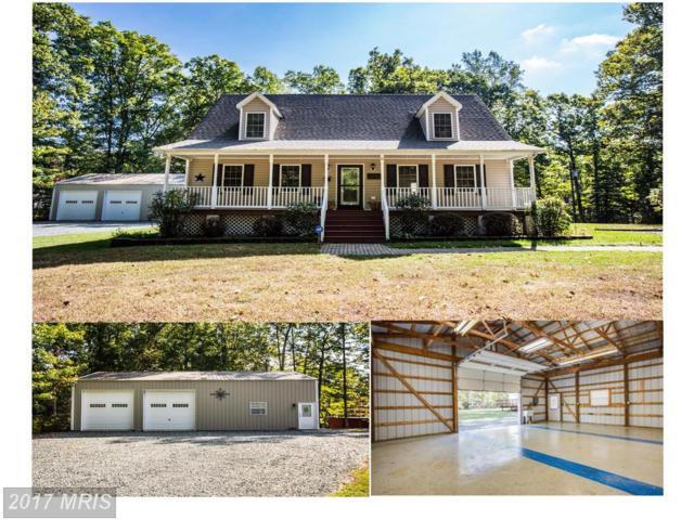 19 Jack Ellington Road, Fredericksburg, VA 22406 (#ST10116580) :: RE/MAX Cornerstone Realty
