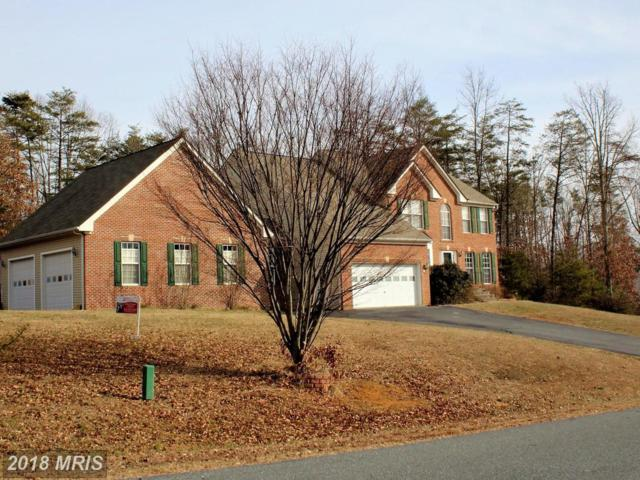 1 Saint Vincent Court, Stafford, VA 22556 (#ST10128135) :: Pearson Smith Realty