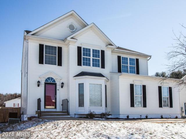 76 Cannon Ridge Drive, Fredericksburg, VA 22405 (#ST10130246) :: Pearson Smith Realty