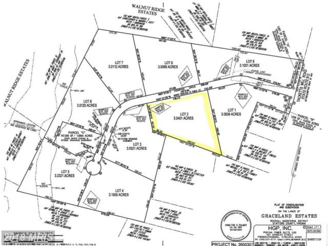 Graceview- Lot 2 Lane, Stafford, VA 22556 (#ST10132180) :: Pearson Smith Realty